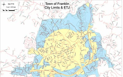 Planning Zoning Department Town Of Franklin Nc